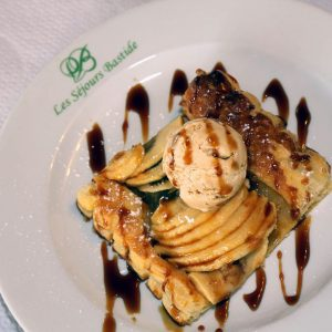 Restaurant Bastide, Déssert, Nasbinals, Aubrac